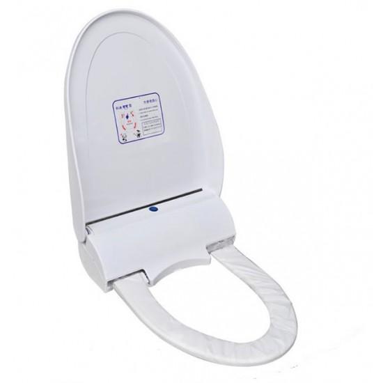 Capac toaletă cu buton igienic Sanito