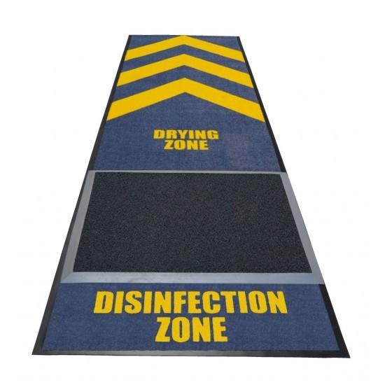 Covor Deco Design™ de dezinfectare si stergere, 90 x 150 cm